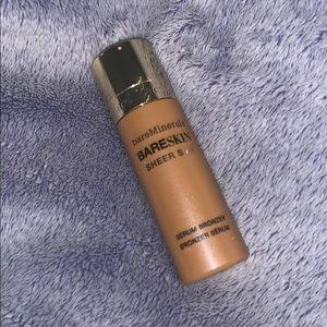 Bare minerals Bare skin serum bronzer